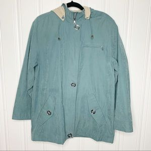 Braetan Blue Jacket Size Medium